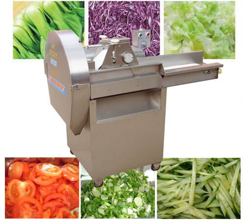 rotary knife vegetable cutting machine for sale