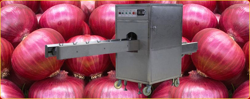 onion root cutting machine for sale