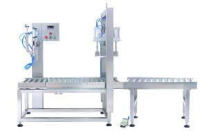 salt water filling machine
