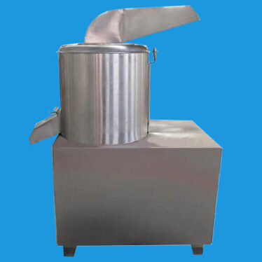 automatic fruit vegetable grinder machine