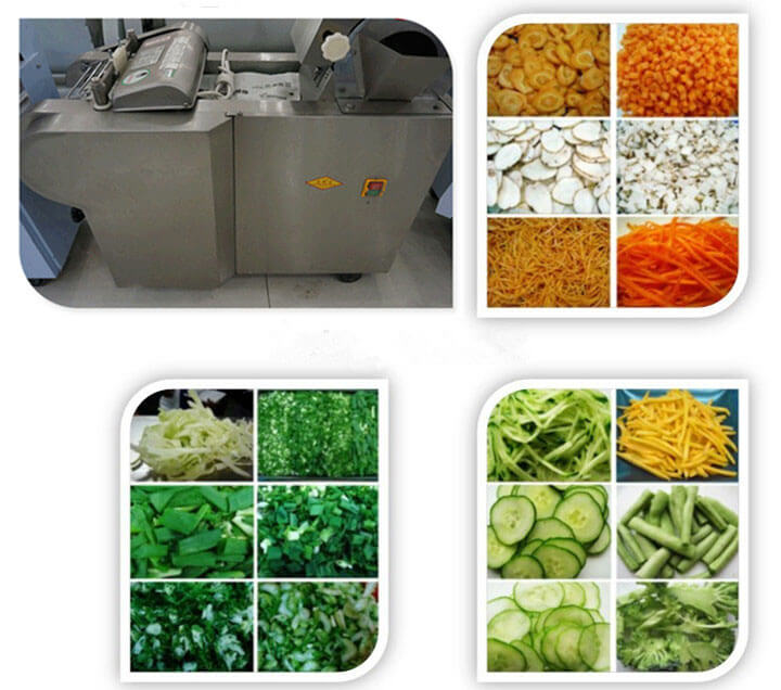 multifunctional vegetable cutting machine for sale