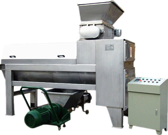 pomegranate peeling deseeder machine