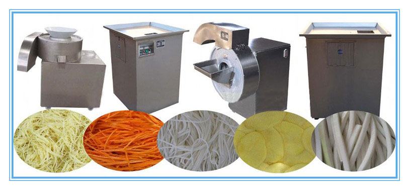potato cutting machine for potato chips and french fries