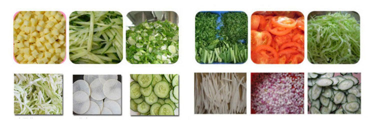 vegetable cuts by directional vegetable cutter