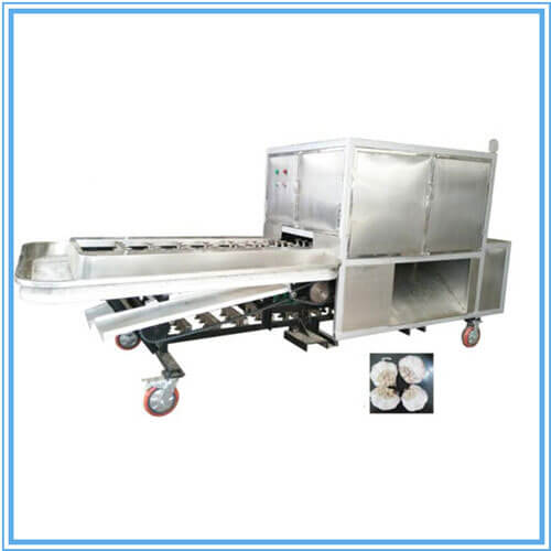 automatic garlic root concave cutting machine for sale