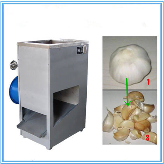 AMS-SFB400 garlic splitting machine