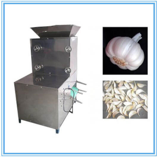 garlic depoding machine for sale
