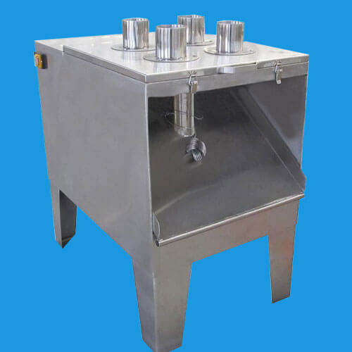 banana slicing machine for making banana chips